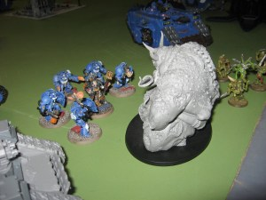Scabeiathrax and Terminators