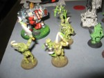 Plaguebearers and Dreadnought