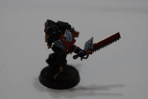 Deathwatch Marine