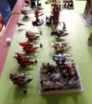 Eldar troos and aspect warriors