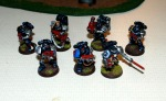 Deathwatch Marines