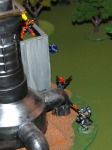 Grey Knight in Close Combat