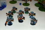 Grey Knight Marines