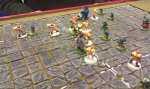Blood Bowl Match