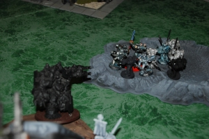 Great Unclean One deploys