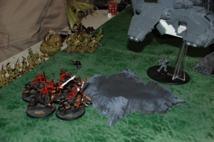 Bloodcrushers deploy