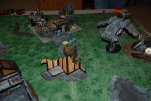 Grey Knight deployment
