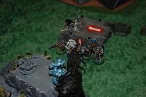 Grey Knights tank shock objective