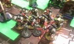 Deathwatch Fight Zombies