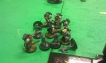 The Deathwatch Lose Several Brothers to the Zombie Horde