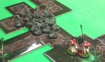 Sisters of Battle Martyr Themselves on a Zombie Horde