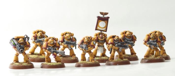 Tor Garadon's Tactical Squad