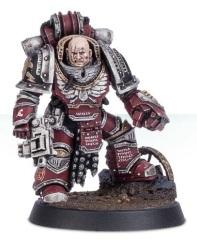 Space Marine Legion Centurion