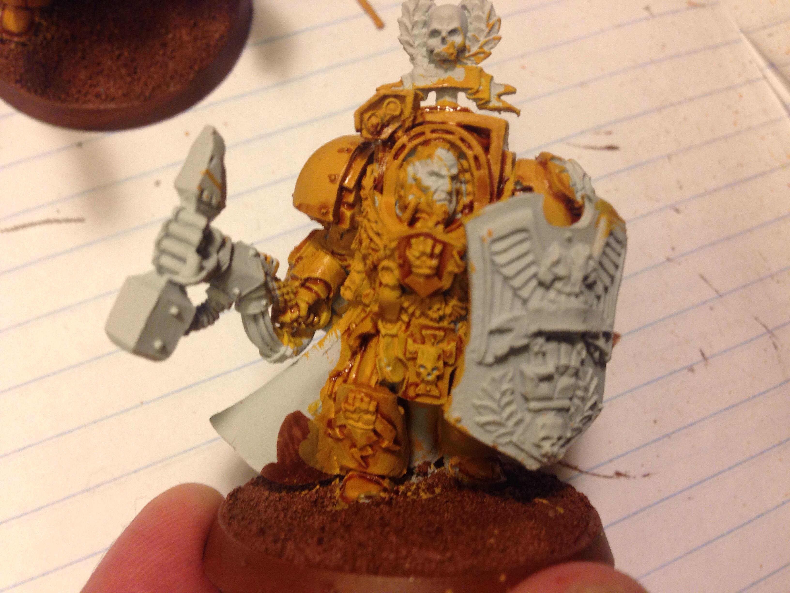 Lysander - work in progress