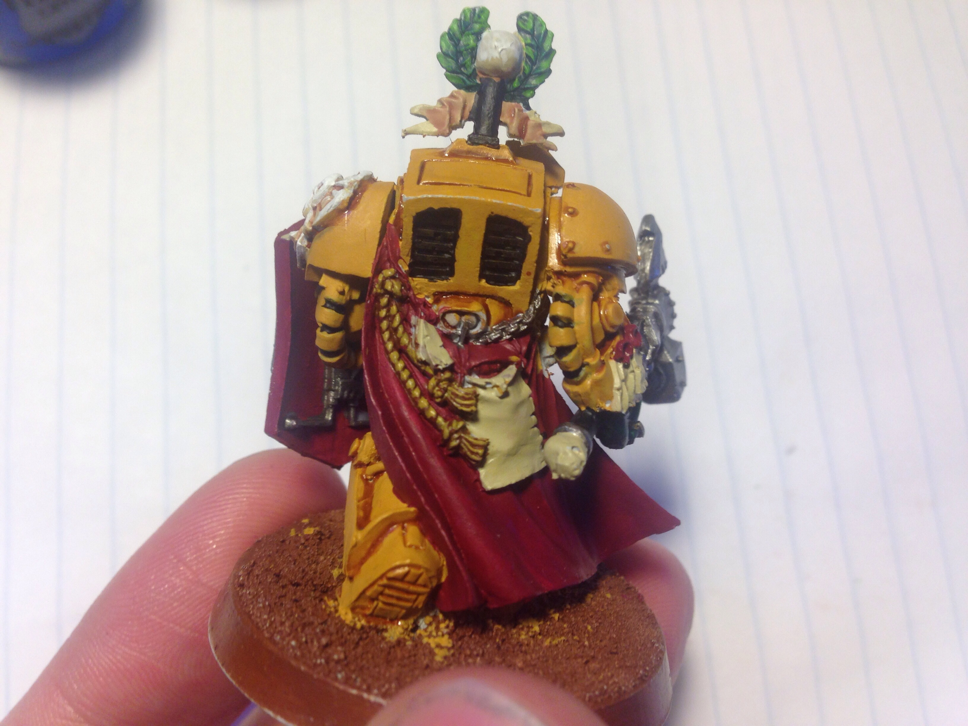 lysander rear work in progress