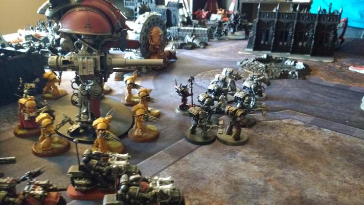 Terminators & knight