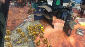 Imperial Fists Deployment