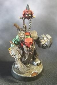 Red Skull Nob