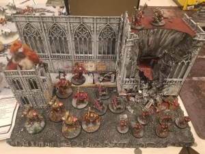 Adeptus Mechanicus at GengisCon