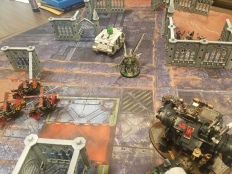 Daemon Prince Moves Up