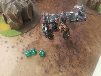 Meka Dread Armor Saves