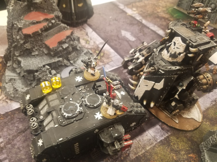 Gorkanaut Charges