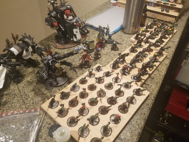 1250 Point Ork Army