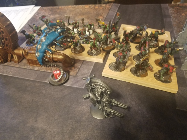 Ork Boys Assault