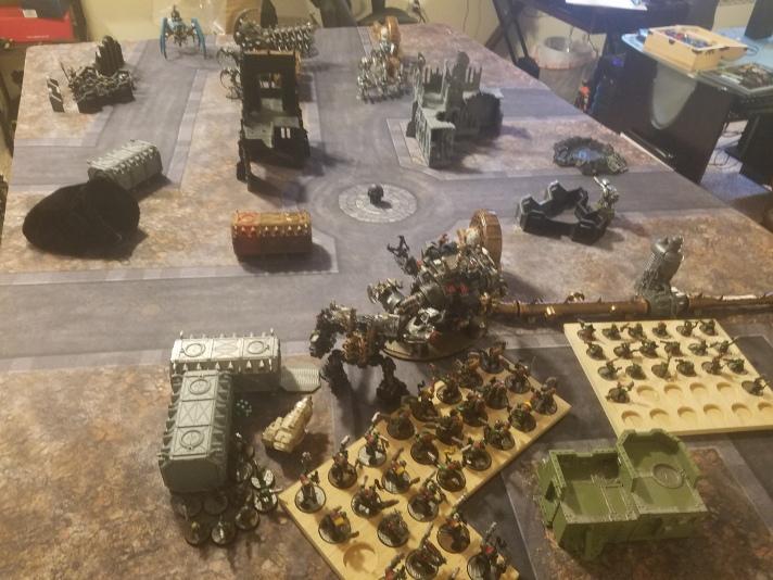 Ork Deployment